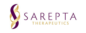 Logo Sarepta Therapeutics